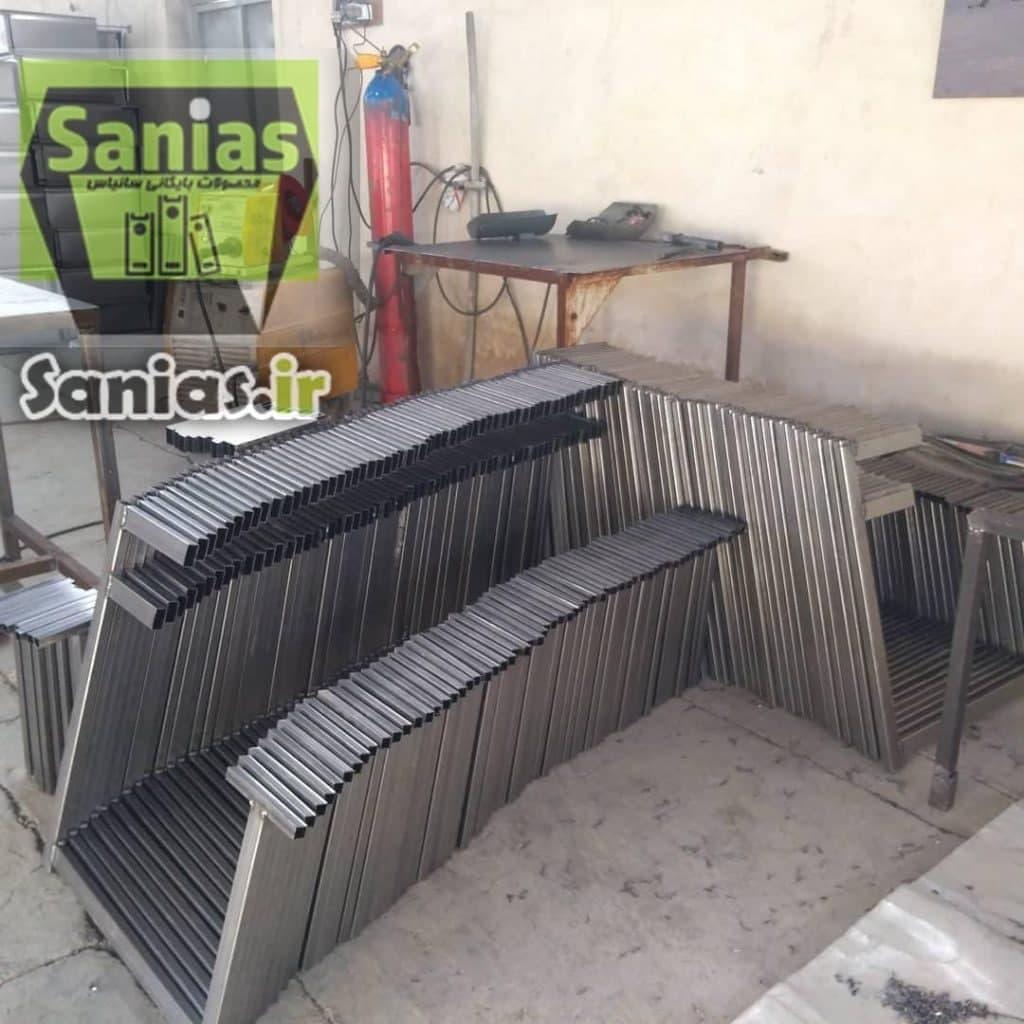 تولیدکننده نیمکت فلزی
