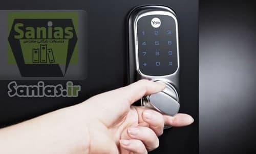 فروش قفل دیجیتال برای کمد بایگانی