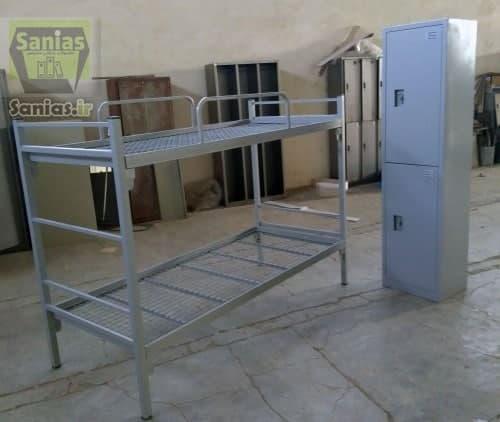 تولیدکننده تخت فلزی