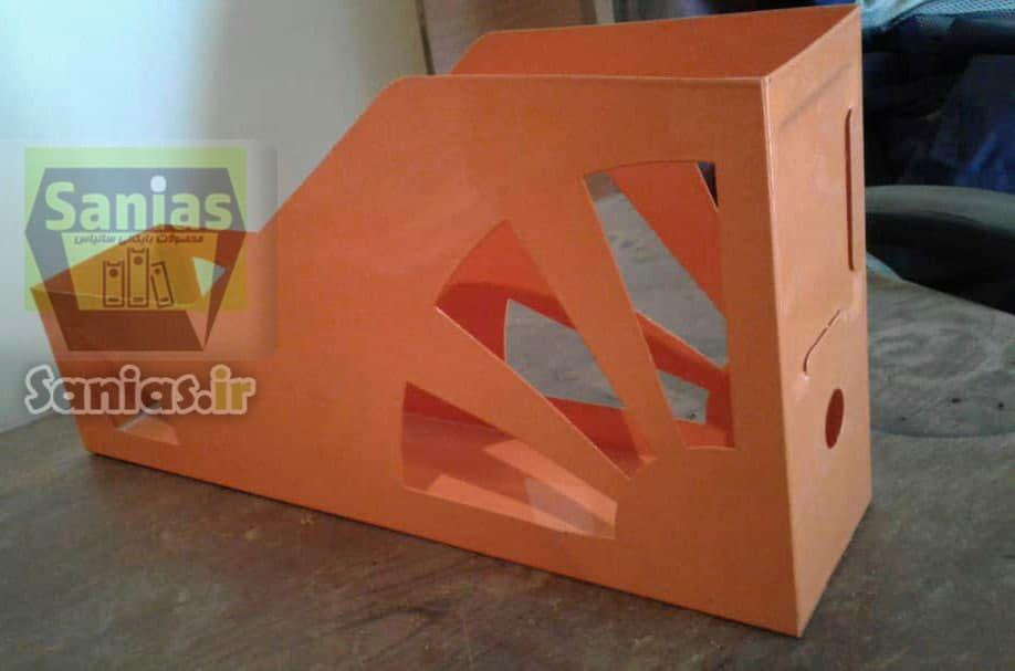 تولید فایل باکس فلزی