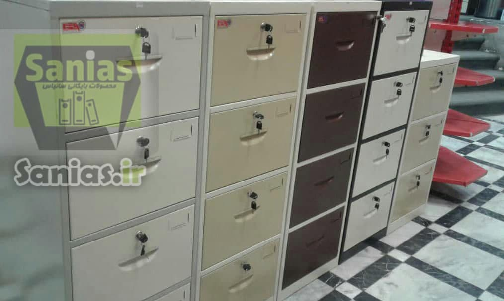فایل بایگانی سه کشو