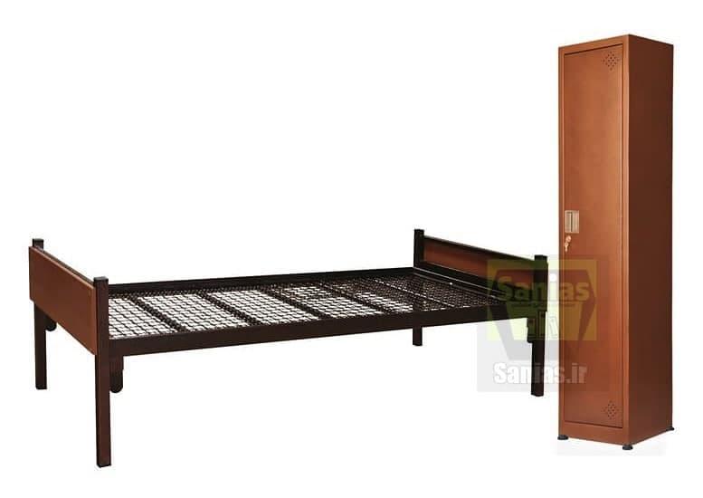 قیمت تخت فلزی نگهبانی