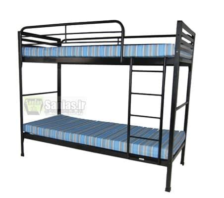 تخت 2طبقه خوابگاهی