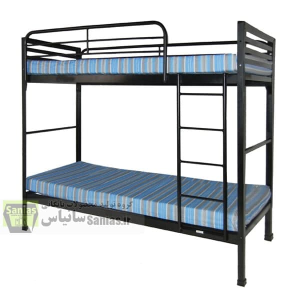 قیمت تخت فلزی خوابگاهی